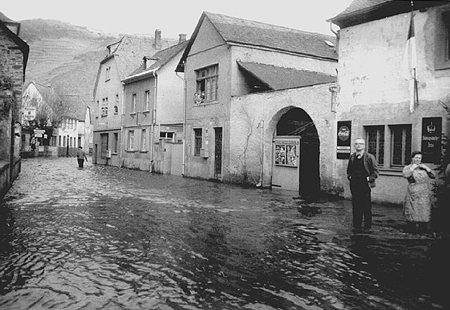 Hochwasser 1958