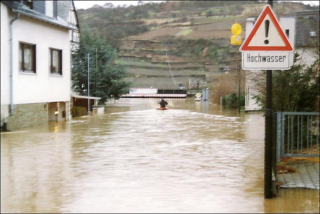 Hochwasser Dezember 1993